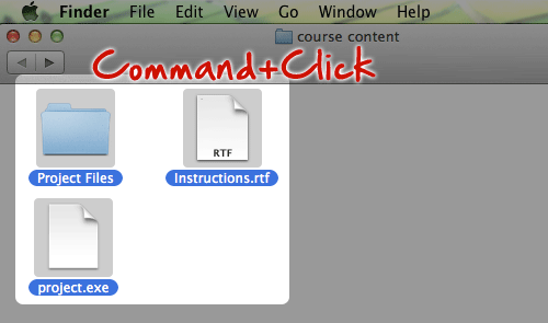how to send files as zip with mac