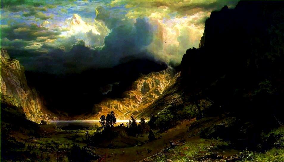 Romantic Art Paintings