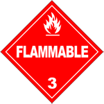 Hazmat Signs On Trucks Coloring Pages