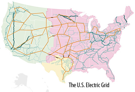 The Us Electricity System In 15 Maps Sparkliry ... Us Electricity Grid Map on us natural gas map, us energy map, us infrastructure map, us power plants map, us rail map, us oil map, us wind map, us pollution map, us hospitals map, us factories map, us ports map, us weather map,