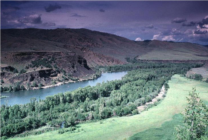 Idaho Natural Resources Department