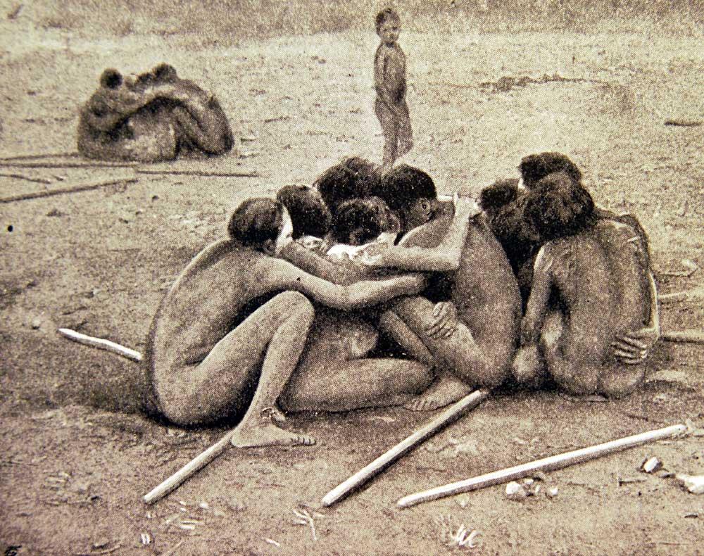 Australian Aboriginal Rites Of Passage