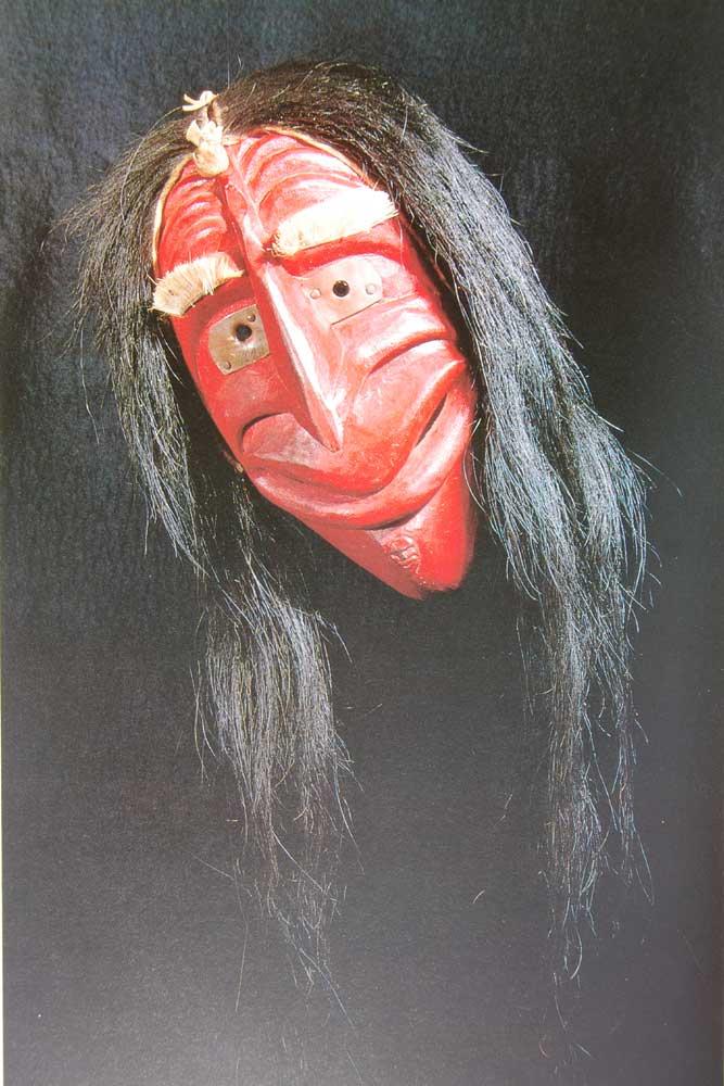 Iroquois False Faces